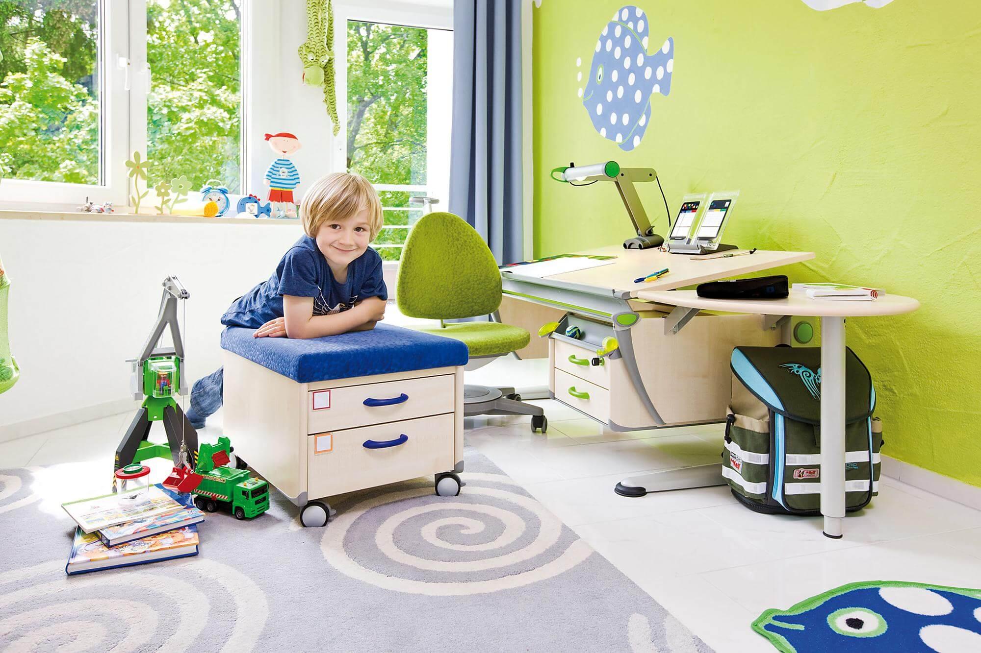 как выбрать безопасную детскую мебель