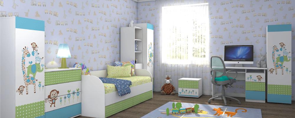 как ухаживать за детской мебелью