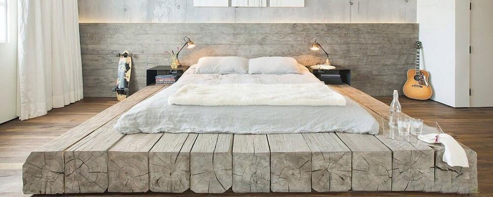 в каком стиле оформить спальню