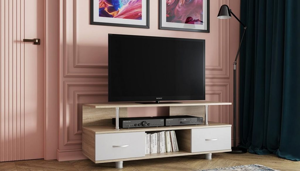 Как выбрать ТВ тумбу